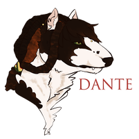 Dante by CHAOStits