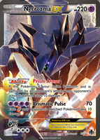 Necrozma EX FA (Burning Shadows Promo 2)