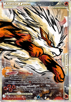 Arcanine LEGEND FakeCard by Patrick-Theater