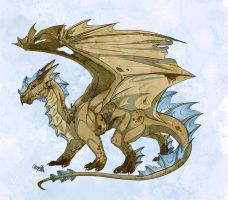 Dragon by AriellaMay