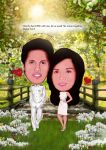 Mom and Dad Anniversary Design by tmaclabi