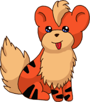 Growlithe by SALBP