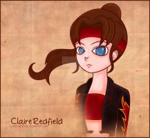 ..: Claire Redfield :.. by Claire-Wesker1