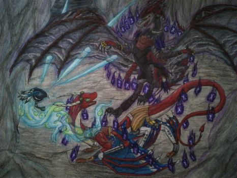 A Decisive Battle by cynderplayer