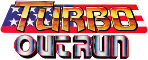 Turbo Out Run logo by RingoStarr39