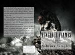 Vengeful Flames Cover by wickedsoulsbook