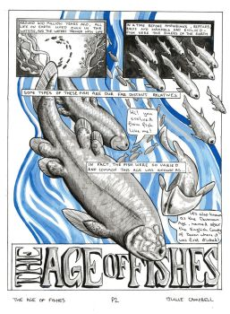 Page 2 of The Age if Fishes by DustDevil-UK