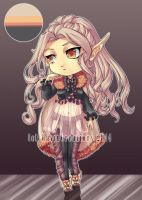 Free Adopt 4 (CLOSED) by MayinCreations