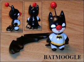 Batmoogle by Ayotunde
