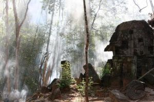 Cambodian Smoke by Guppy0031