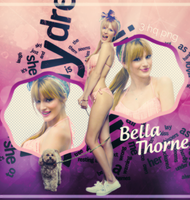 Png pack #5 Bella Thorne by blondeDS