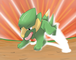 Electrike used Quick Attack by Nordicranger34