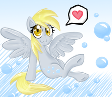 Hay there Ms Derpy by DrHikari
