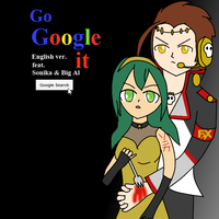 Big AL and Sonika - Go Google It by Bokeol