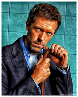 Dr. Gregory House by kruemel-sangerhausen