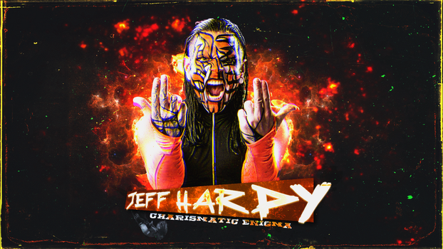 Jeff Hardy Wallpaper by Ara-Designs