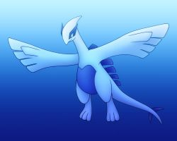 Lugia by Humble-Novice