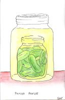 Pickled Pickles by dusterbed