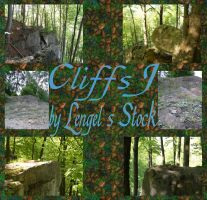 Cliffs Pack I by Lengels-Stock