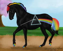 Show me your Rainbowcolours by WhingedDreamingRose