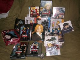My FMA 2005 Collection by GreedLin