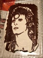 :.bowie chocolate.: by paintedmaru