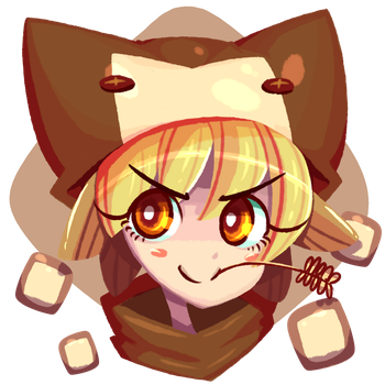 Bread-Chen Icon by TopDylan