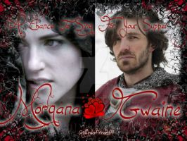 Morgana/Gwaine - A Chance To Sing For Your Supper by GryffindorPrincess74