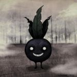 Nightmare Oddish by Karmenta