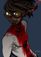 Impulse - Bart Allen by Ricken-Art