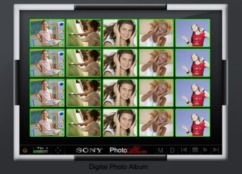 GUI for Photo Album by gopalb