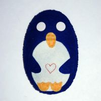 Pierre the Penguin by AlchemyOtaku17