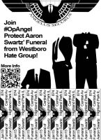 #OpAngel Flyer 2 by OpPaperStorm
