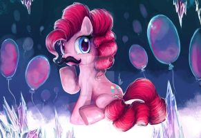 MLP 2: Pinkie Pie by The-Keyblade-Pony