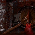 Silent Hill Pyramid Head by DarwinsMishap