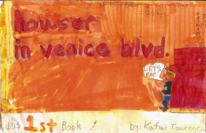 Houser - Book 1 - Front Cover by LA-Laker