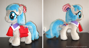 Coco Pommel inspired plush by mmmgaleryjka