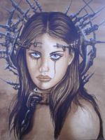 Cover  Luis  Royo by Morfos-Lab