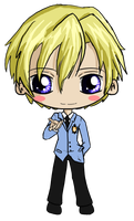 Tamaki Chibi by IcyPanther1