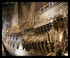 Vasa II by SpiderSong