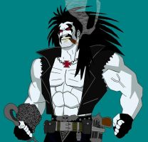 Lobo Young Justice Style by brecelet