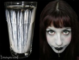 My drug milk. by MidnightCraze