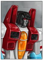 TF Starscream by Sinceredir