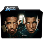 After Earth icon by jithinjohny