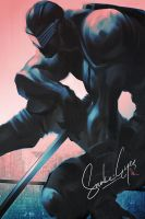 Snake Eyes by Artgerm