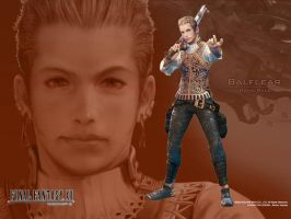 balthier by dancewaterdance666
