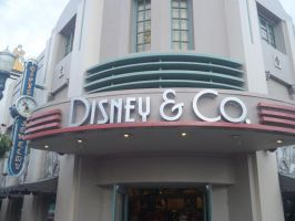 Disney And Co by blunose2772