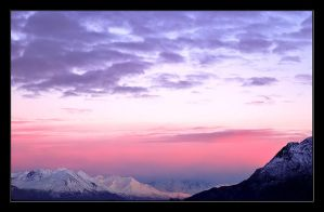 Moments After Alpenglow by anonymous66