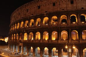 Colosseum by Elessar91