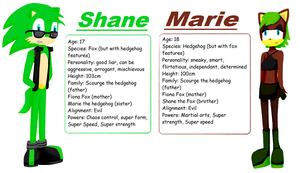 Shane and Marie by The-Blonde-Nerd